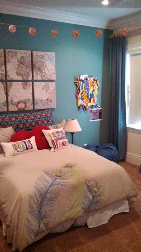 bedroom paint job 2